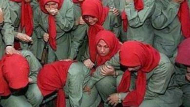 صورة لماذا النساء في مجاهدي خلق يعاملن بإزدراء واهانة