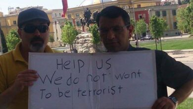 Photo of منشقون عن مجاهدي خلق يطالبون بحقوقهم