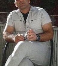 صورة علي رضا حسيني يعلن انفصاله عن زمره  مجاهدي خلق الإيرانية