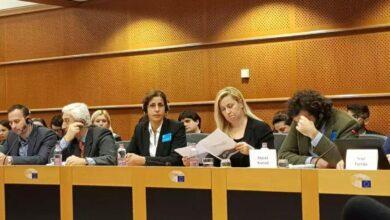Photo of وفد كبير للقياديين المنشقين عن زمره مجاهدي خلق يشارك في مؤتمر بالبرلمان الأوربي