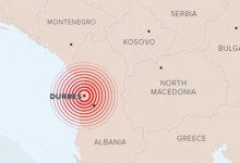 Photo of مقتل عدد من عناصر زمره مجاهدي خلق في زلزال ضرب ألبانيا