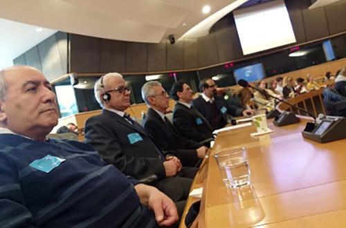 السيد قربانعلي حسين نجاد و عدد من المنفصلين