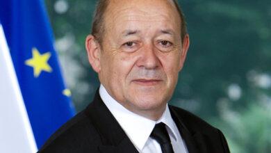 صورة طلب عائلات من محافظه غولستان من وزير الخارجية الفرنسي