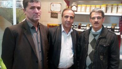 Photo of زياره جمعية النجاة محافظة زنجان لعائلة مجتبي كرمي افضل