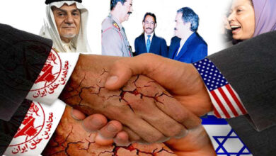 """صورة نظام آل سعود يمول زمرة """"خلق"""" الارهابية"""