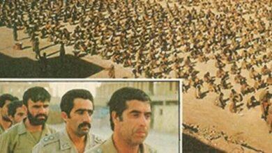 صورة سياسة مجاهدي خلق في معاملة أسرى الحرب الإيرانيين في العراق