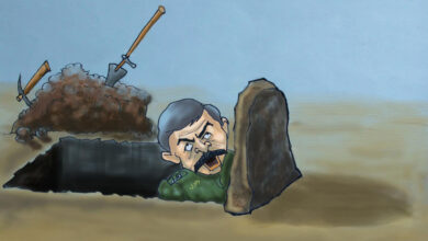 مسعود رجوي مقبور