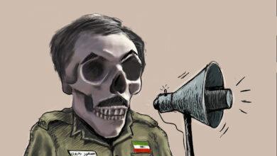 مسعود رجوي مات سياسياَ