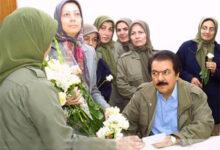 صورة مسعود رجوي سجل رقماً قياسياً في الزواج من نساء زمره مجاهدي خلق