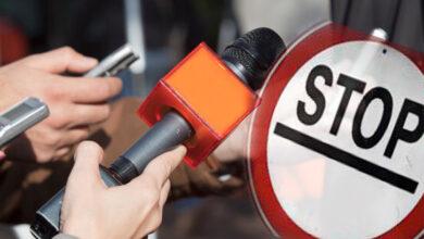 صورة لماذا تخاف زمره مجاهدي خلق من الصحفيين؟