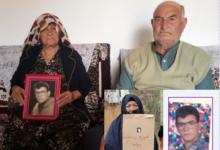 Photo of مسنة إيرانية تطالب بمعرفة مصير إبنها اختطفته مجاهدي خلق