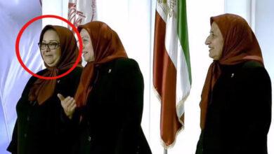 Photo of مهوش سبهري جلادة مجاهدي خلق الإرهابیة