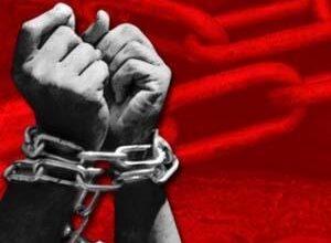 """صورة سجن """"ابو غريب"""" المرعب وصمة سوداء في تاريخ """"مجاهدي خلق"""" الإرهابية"""