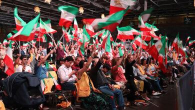 صورة مجاهدي خلق  استغلال أوروبي للإرهاب ضدّ إيران!