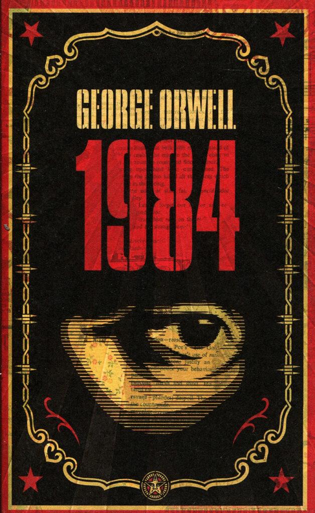 """George Orwell, """"1984"""