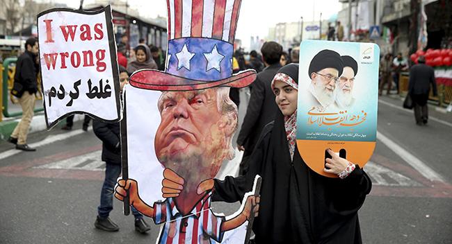 40th anniversary of Iranian Revolution