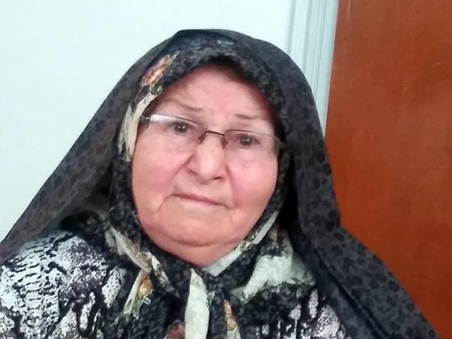 Ramin Abdollahi's mother