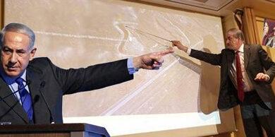 Abrishamchi - Netanyahoo fabrications on Iran nuclear facilities