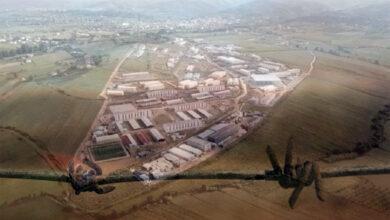 Camp Ashraf in Albania