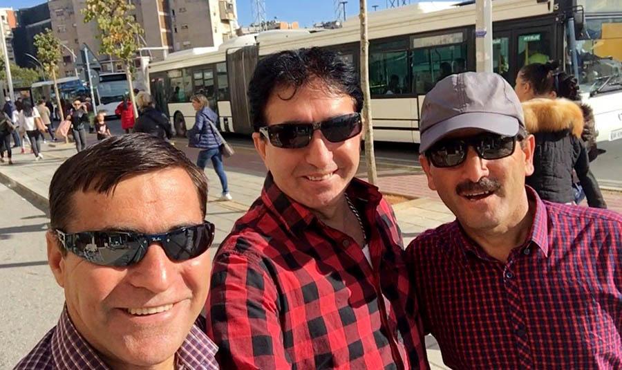 Recently defected members of Mojahedin-e Khalq Organization named Bahman Azami and Saadallah Seifi along with Adel Azami ;the cult defector residing in UK