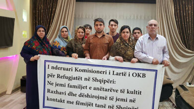 Photo of Nejat Families from Golestan Province plea for help