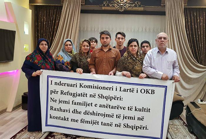 Hamid Mohamamd Atabay family