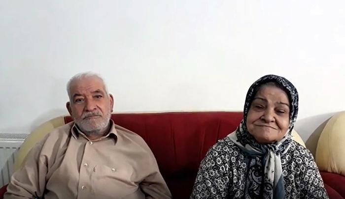 , Maryam Azad Manjiri parents