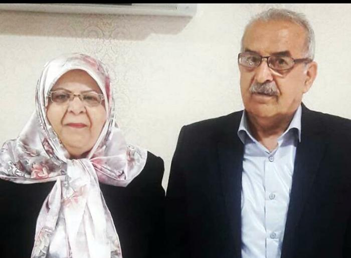 Ali Akbar Baba Ali and Batoul Bobeh Tom are Asghar Baba Ali's parents-alborz