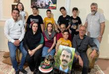 Amir Badali family