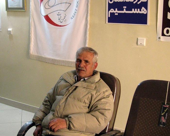 Morteza Balali - brother of Reza Balali