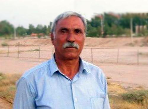Ebrahim Qalaj's father, Khalil Qalaj