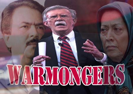 John Bolton wants regime change in Iran, and so does the cult that paid him