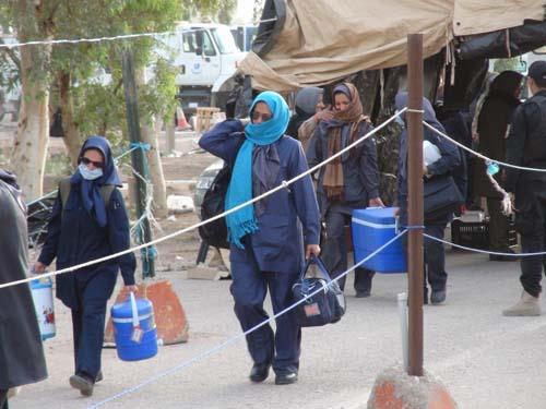 Camp Ashraf - 2013