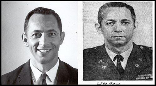 Assassination of Three American Advisers