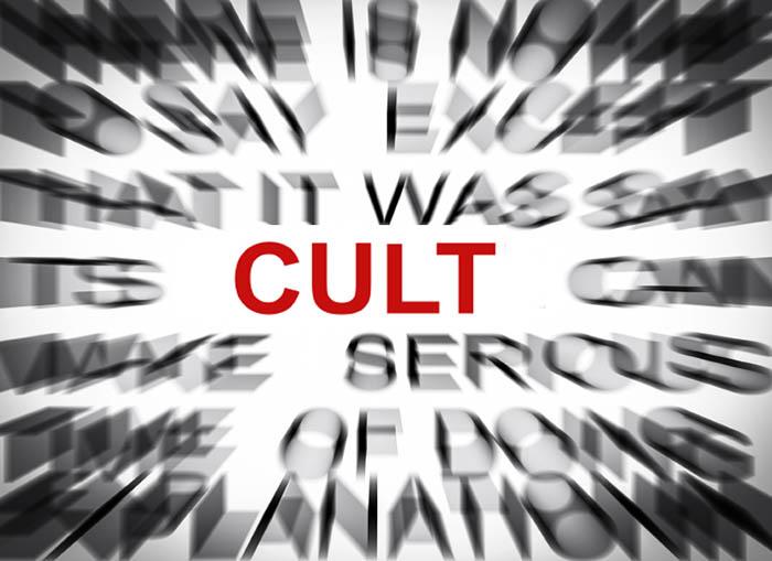 Cults are destructive
