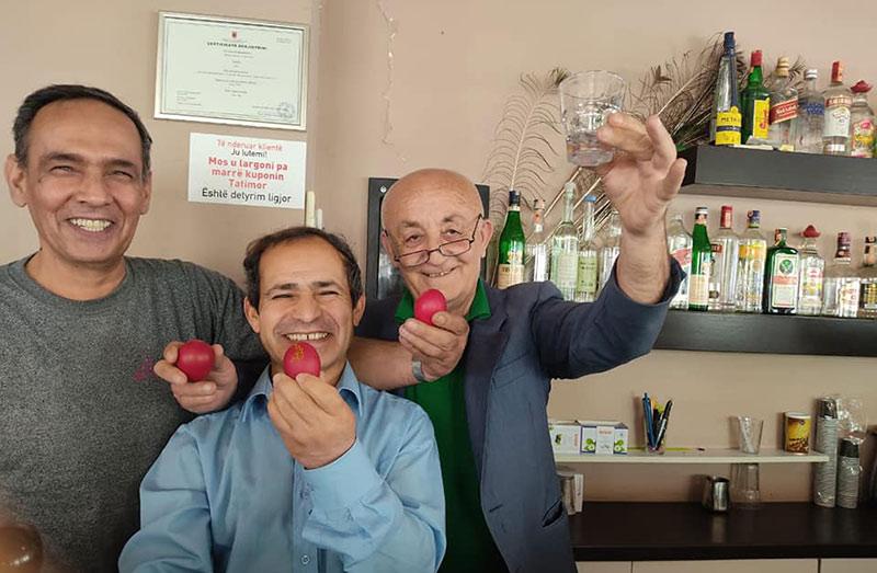 MEK defectors in Albania