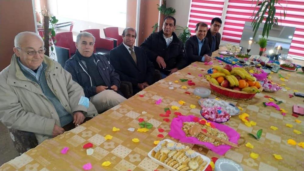 Defectors nowruz in Albania