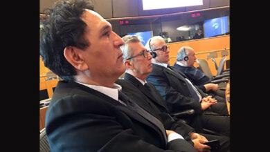 Reza Jebeli - Eu Parliament