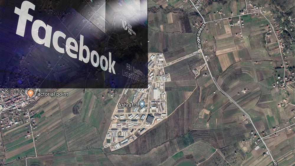 Facebook on MEK troll farm