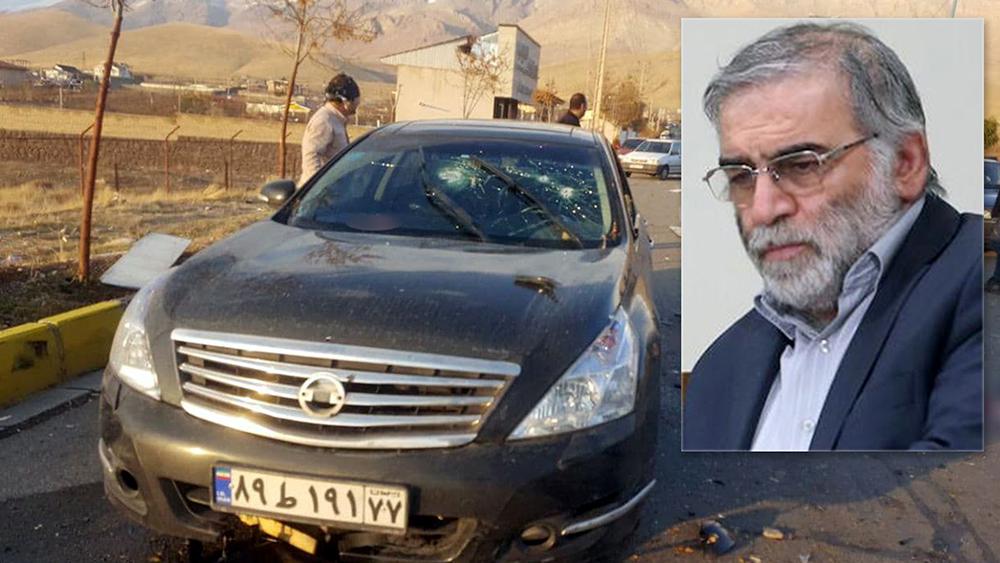 Mohsen Fakhrizade assassiniation- iran nuclear scientists