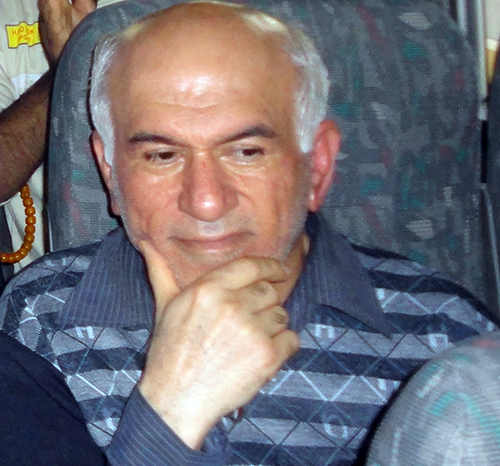 Najmoddin Fani's brother
