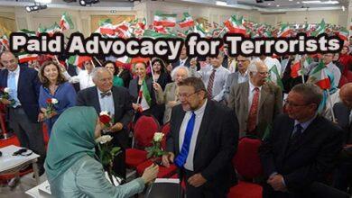 Photo of MEP Gérard Deprez claims 265 parliamentarians support Rajavi's MEK. Really?