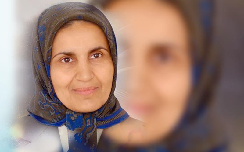 Shahin Qasemi who died in MEK camp in Albania because of Corona