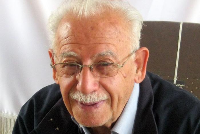 Mohammad Ghasemi - father of shokouh Ghasemi