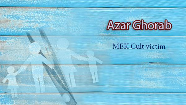 Azar Ghorab - children rights abuse