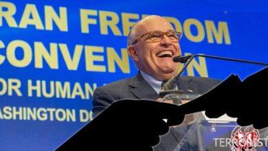 Photo of Giuliani's Terrorist Client
