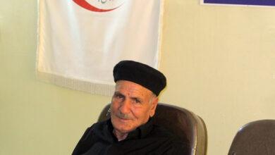 Abbas Golrizan uncle