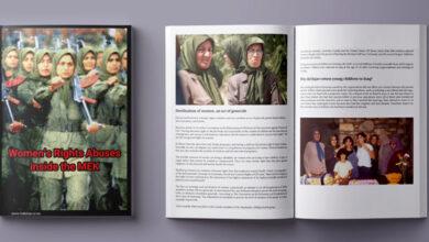 Habilian on the MEK women's rights abuses
