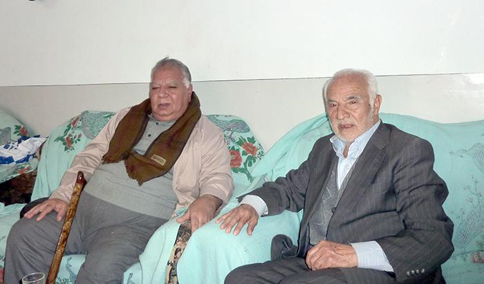 Ahmad Haeri father of shahin - Yazd