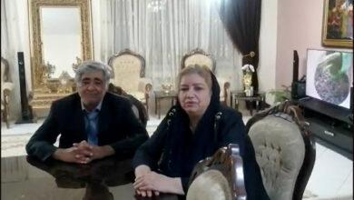 Hassan Heyrani Parents